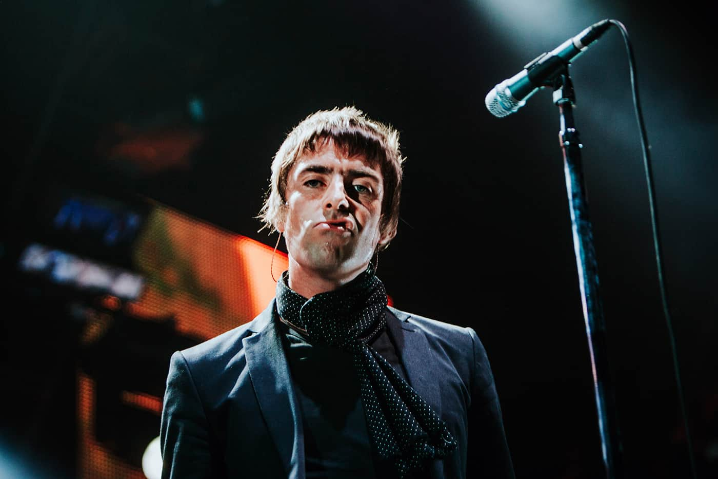 Oasis Liam Gallagher