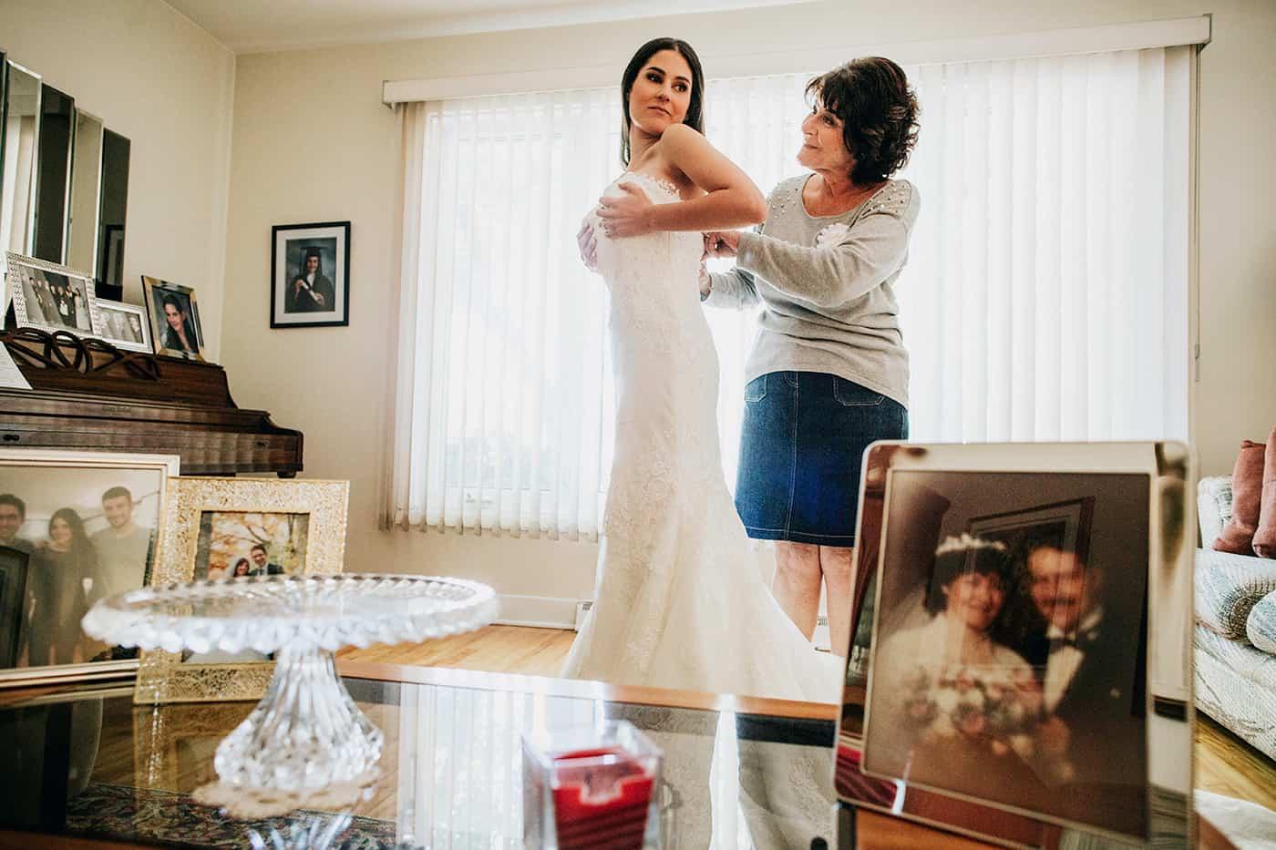 Montreal jewish wedding photography