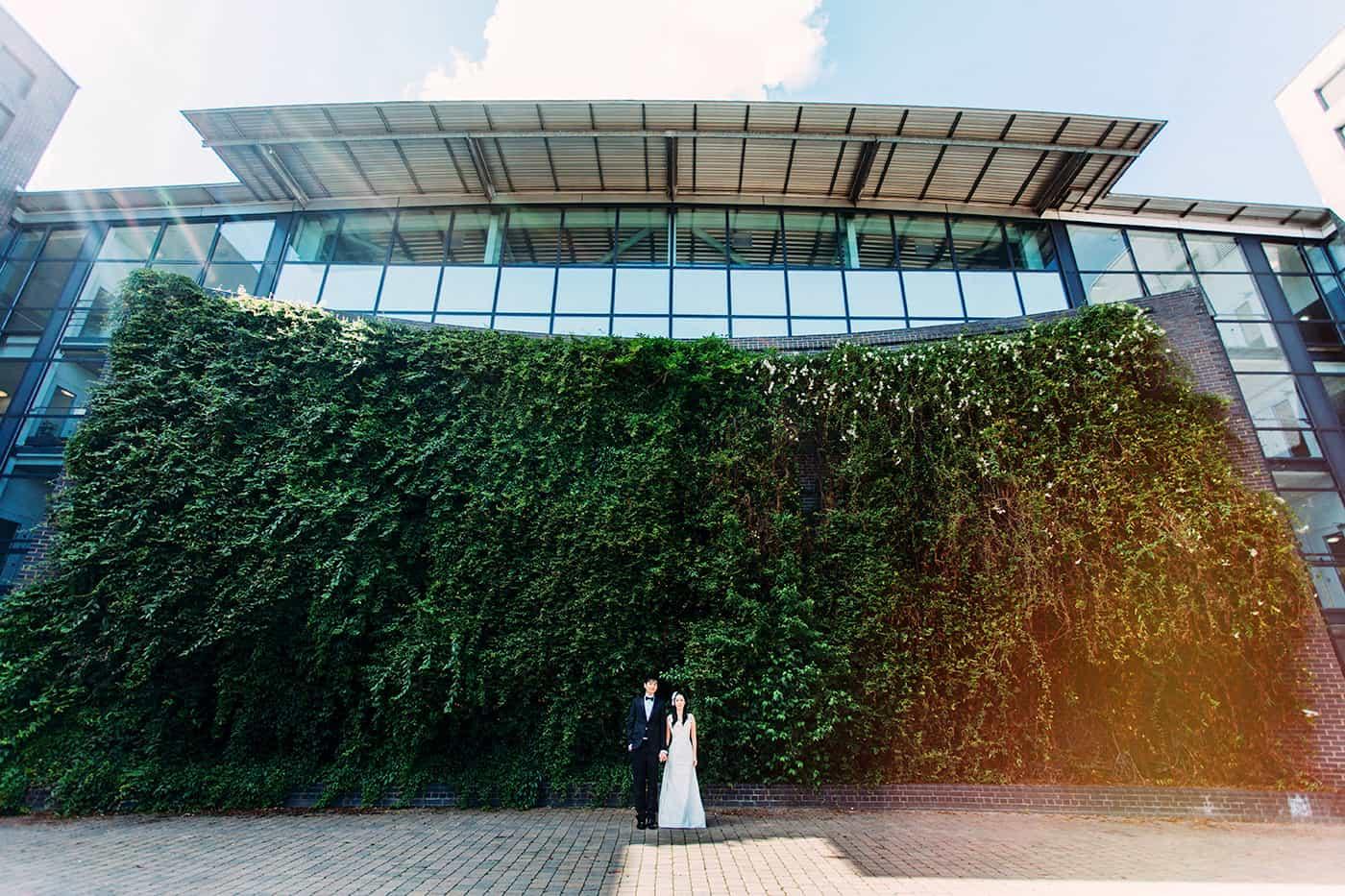 Warwick University engagement photos