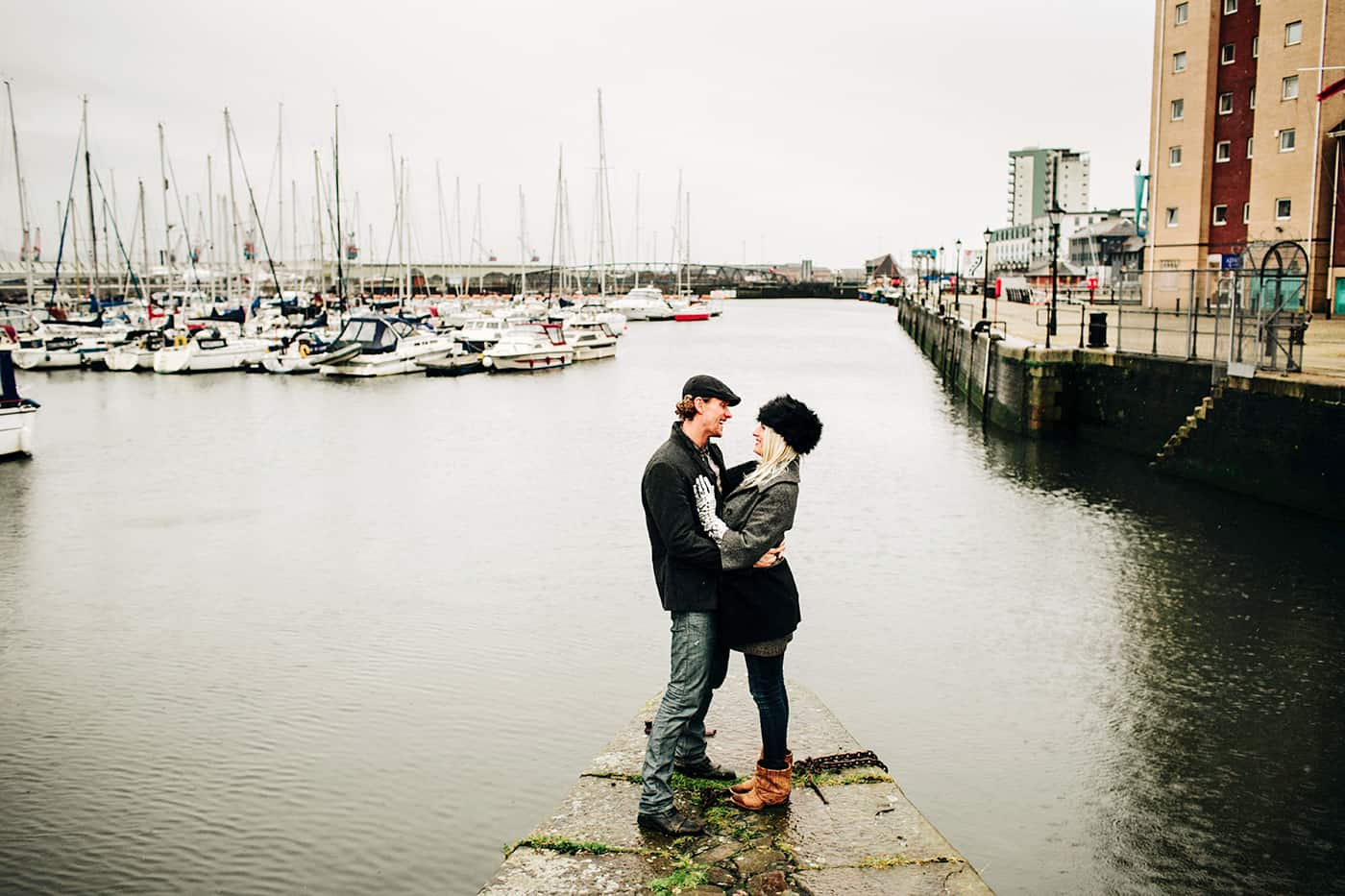 Swansea engagement photos