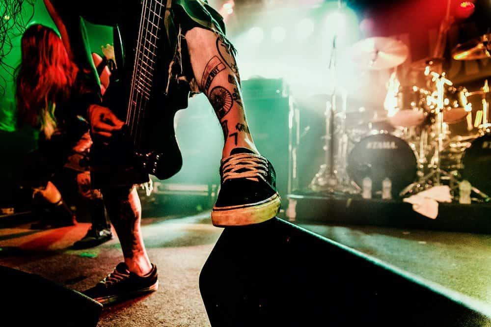 suicide silence guitar