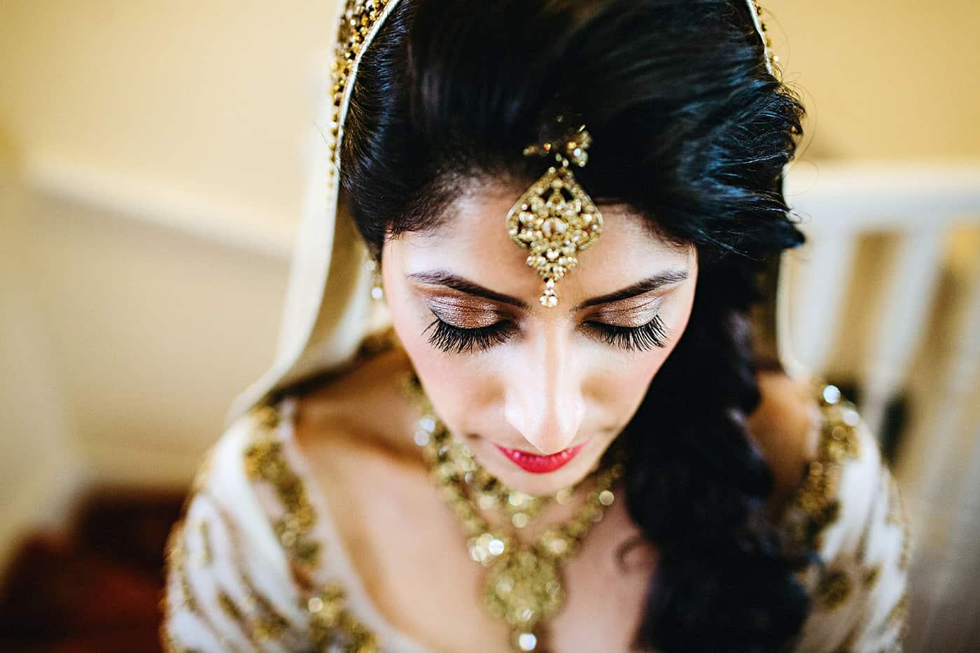 Asian Bridal Portrait