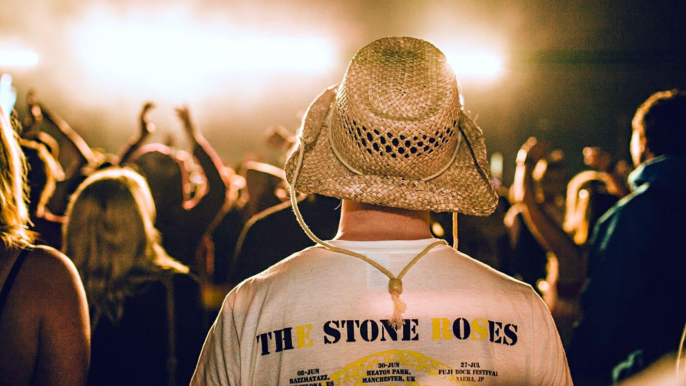 Stone Roses V T-shirt