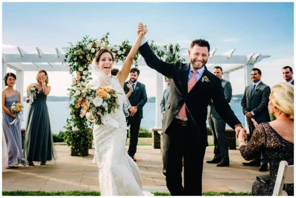 OceanCliff wedding
