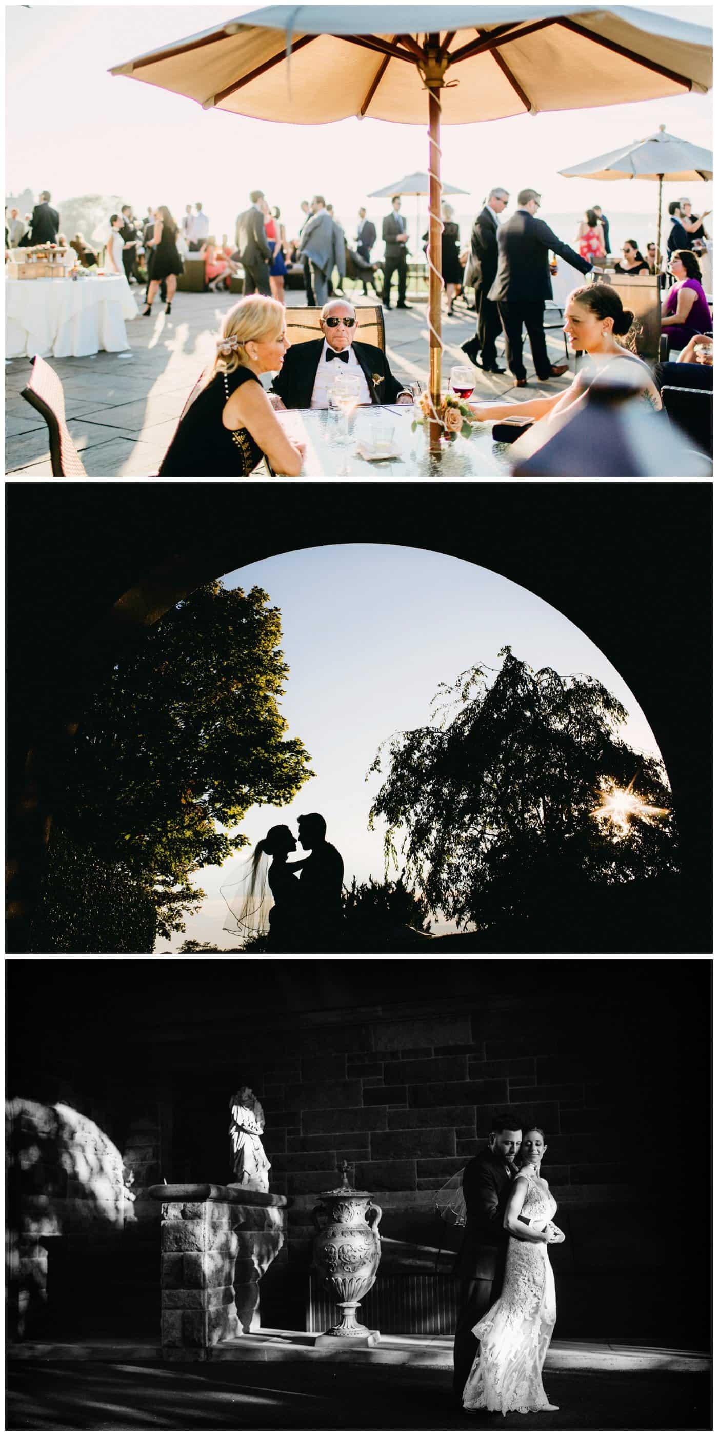 oceancliff wedding photography