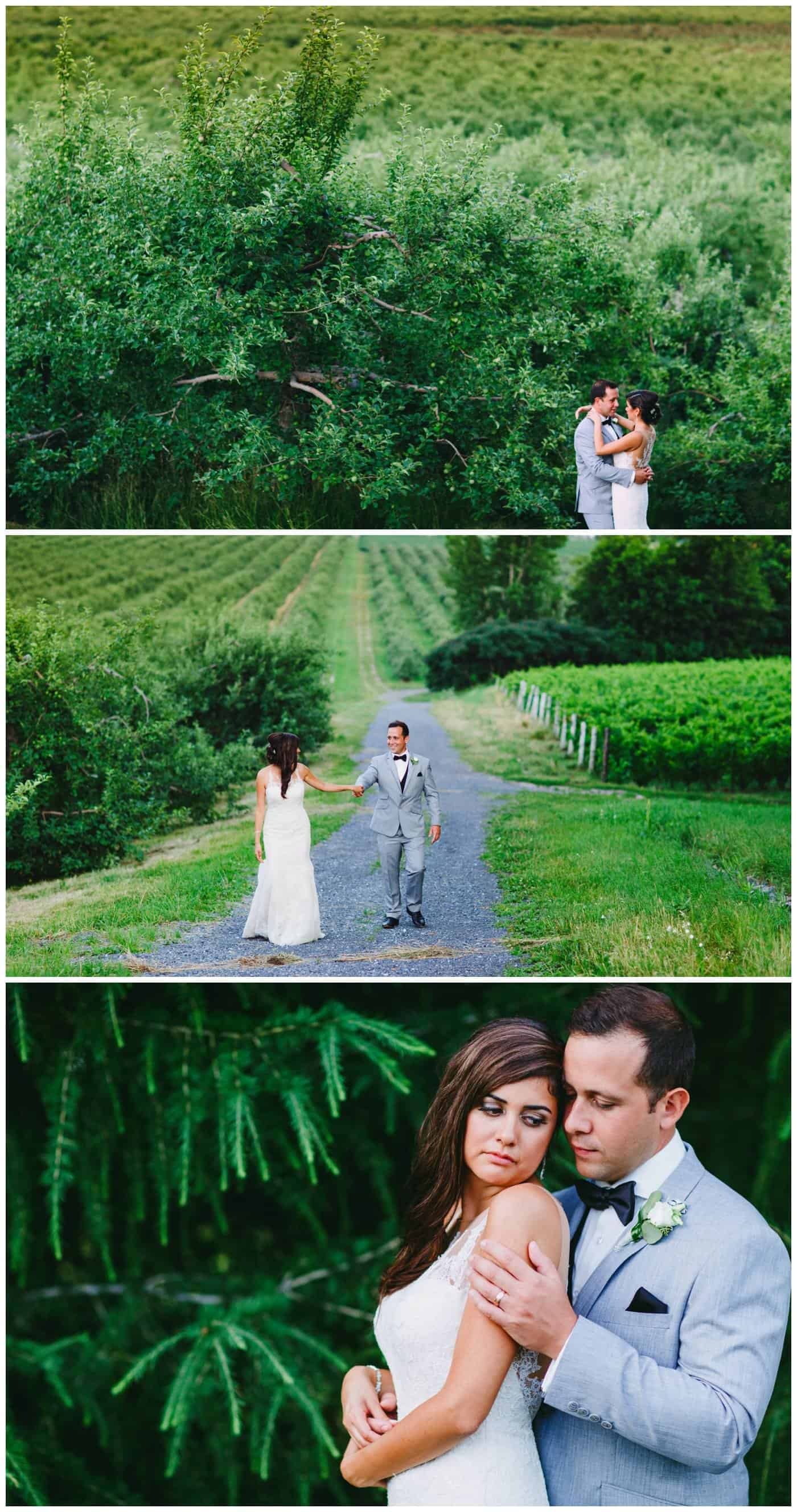 coteau rougemont wedding photographers
