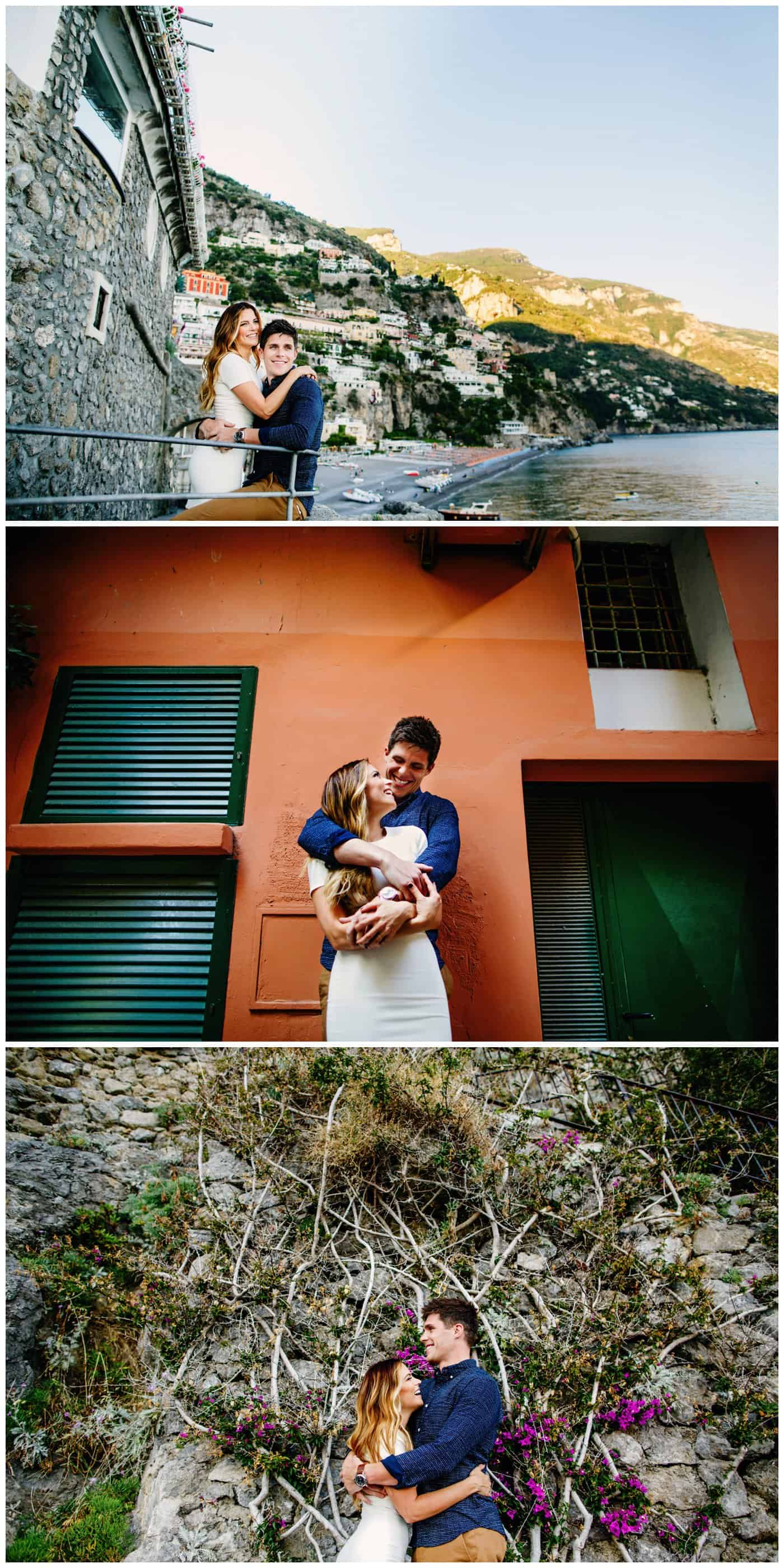 Positano Engagement Session