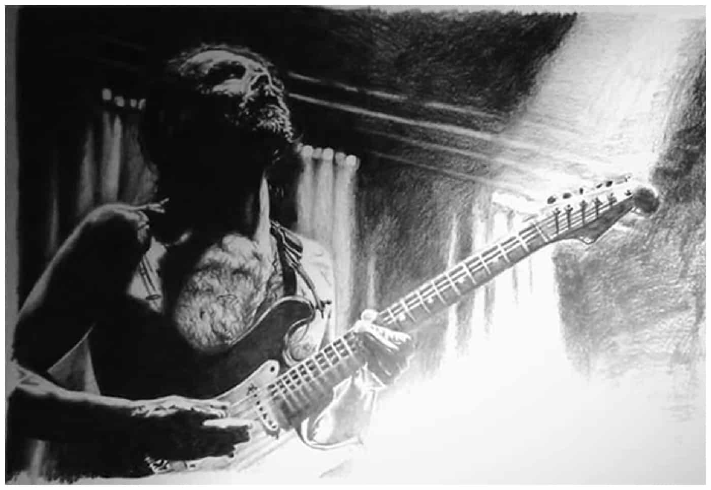 Biffy Clyro drawing