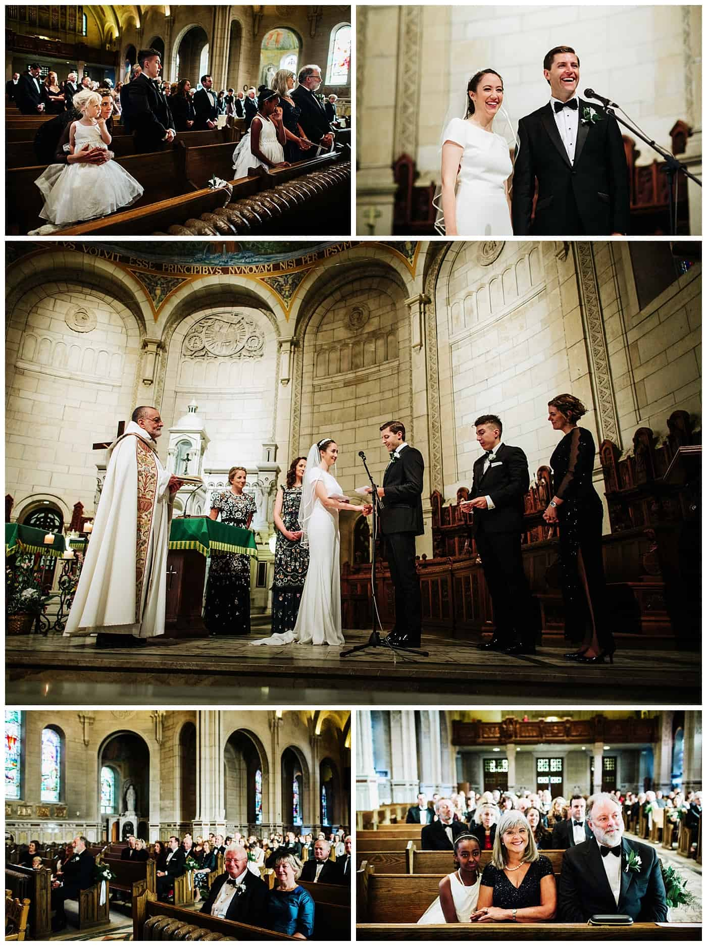 Church of Saint-Leon-De-Westmount wedding photographer