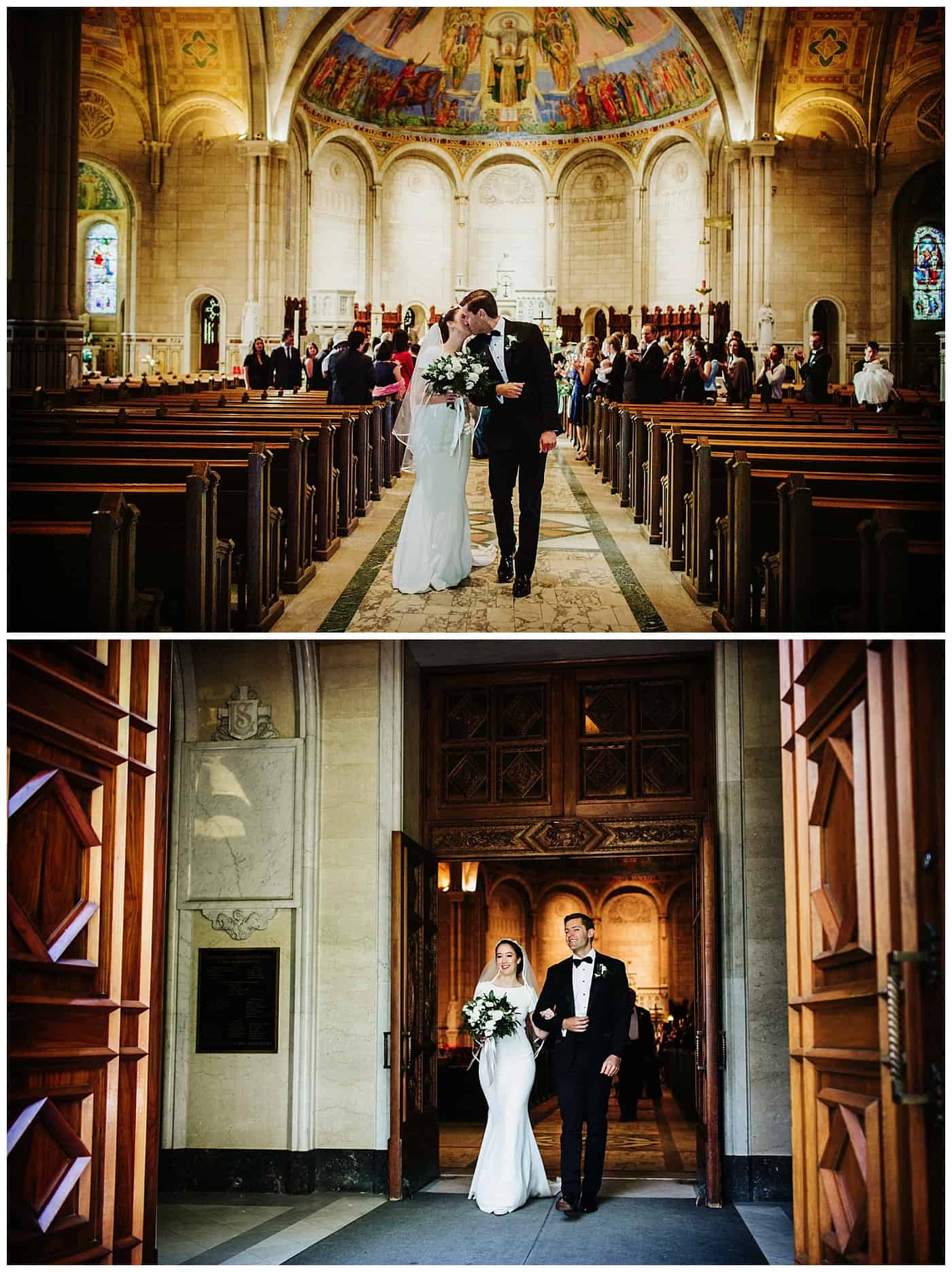Church of Saint-Leon-De-Westmount wedding photography