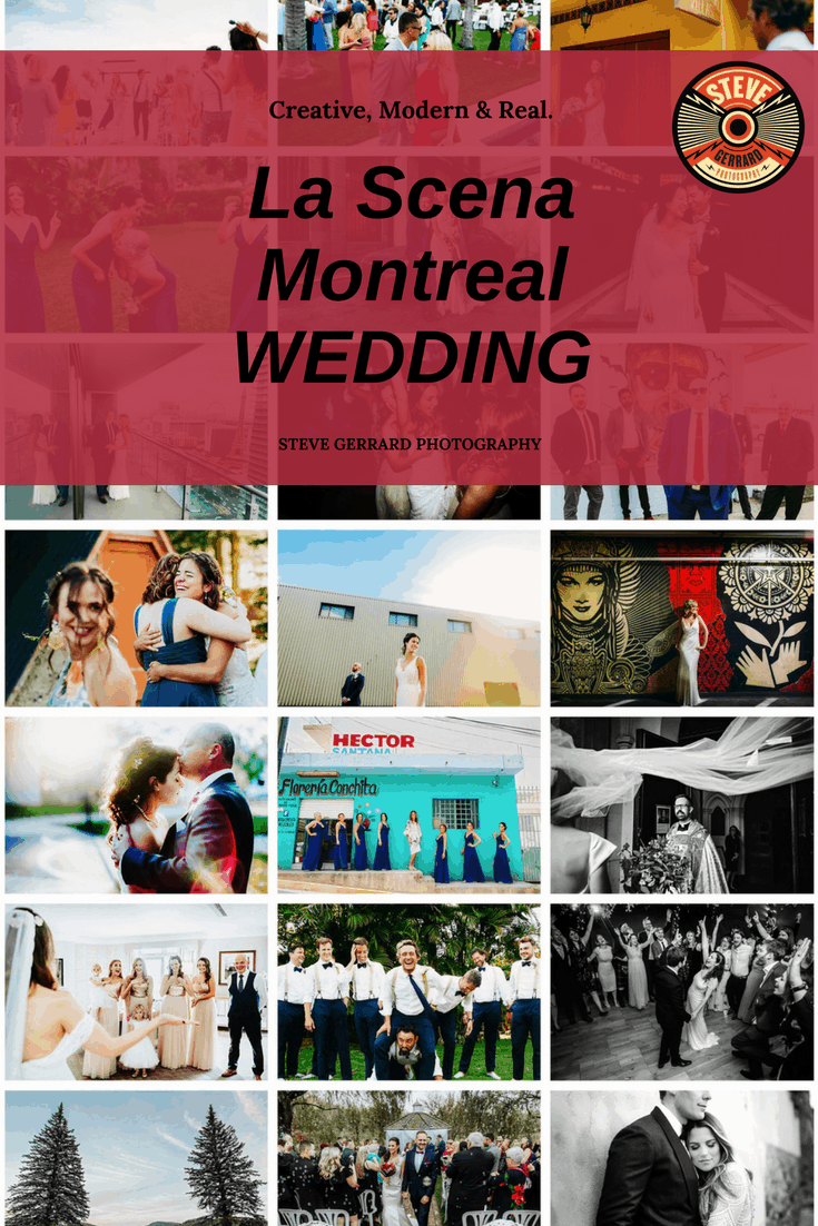 la scana montreal wedding photos