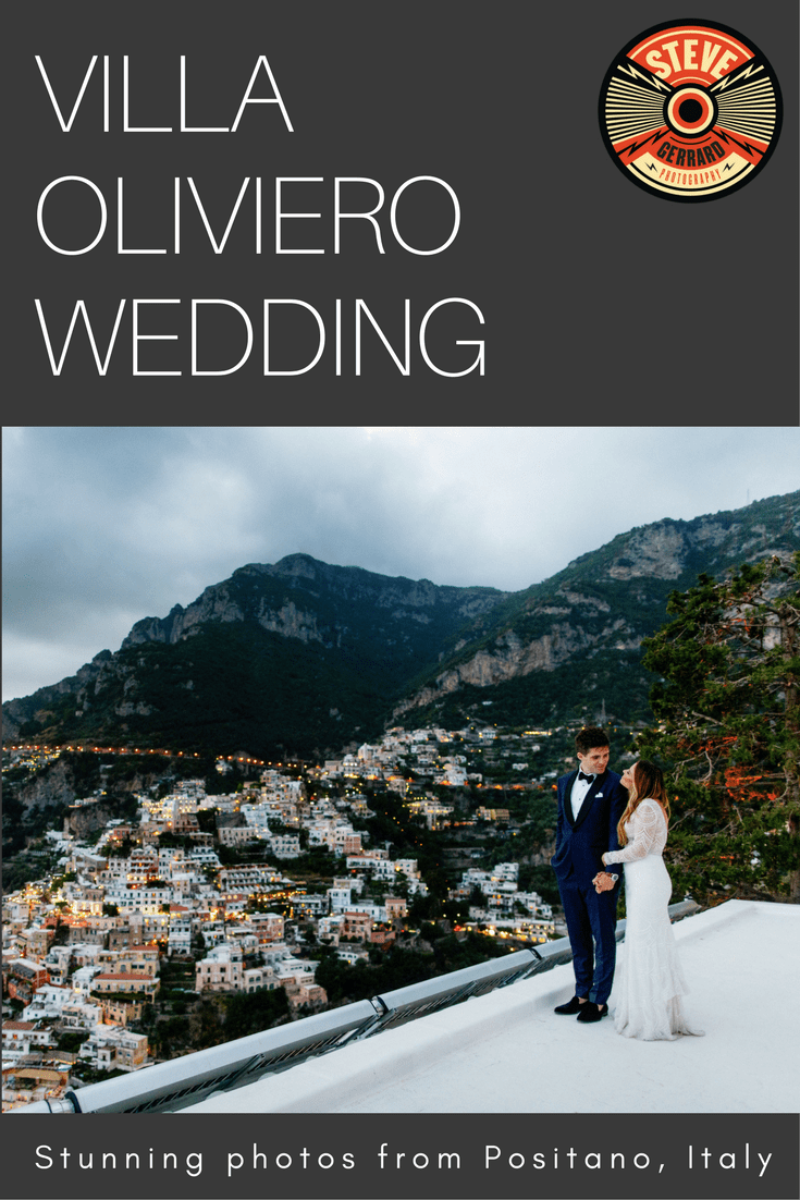 VILLA OLIVIERO wedding
