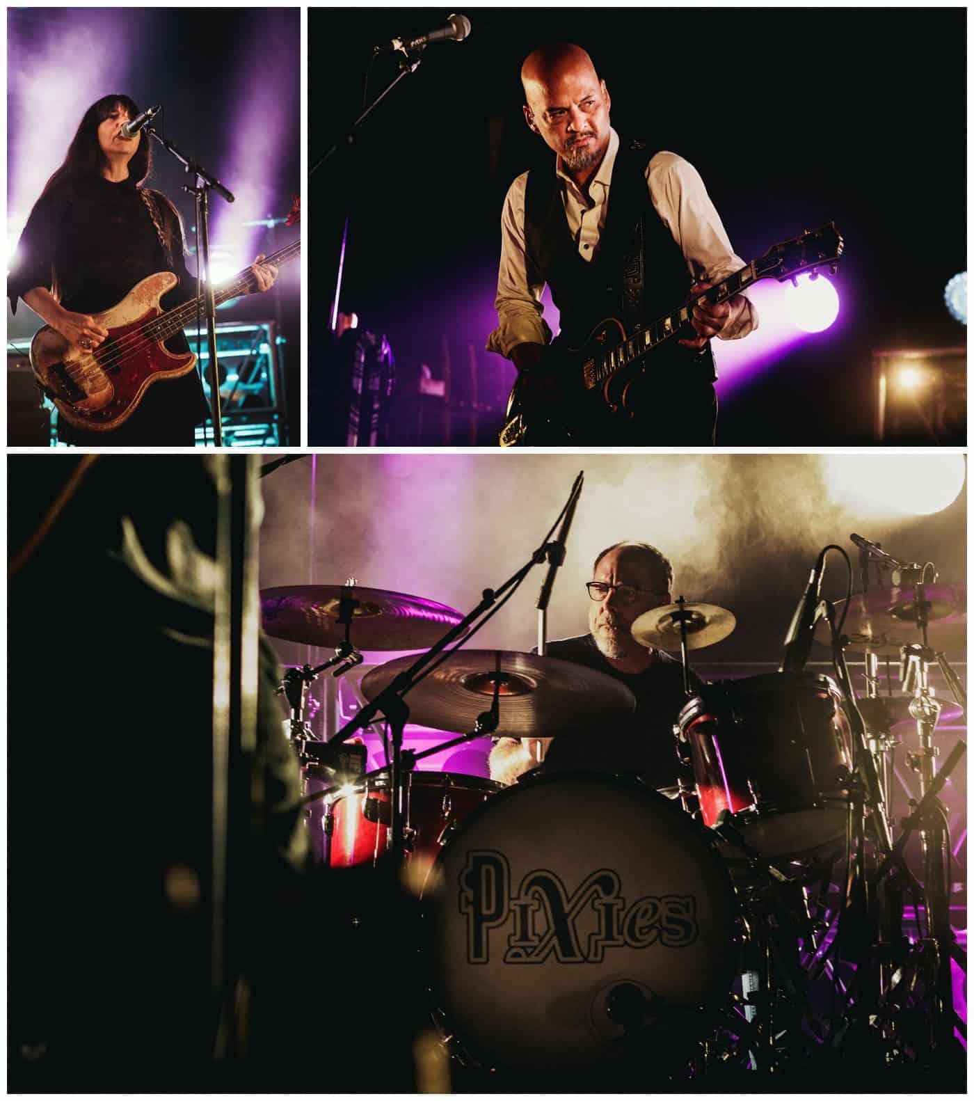 pixies montreal mtelus photos