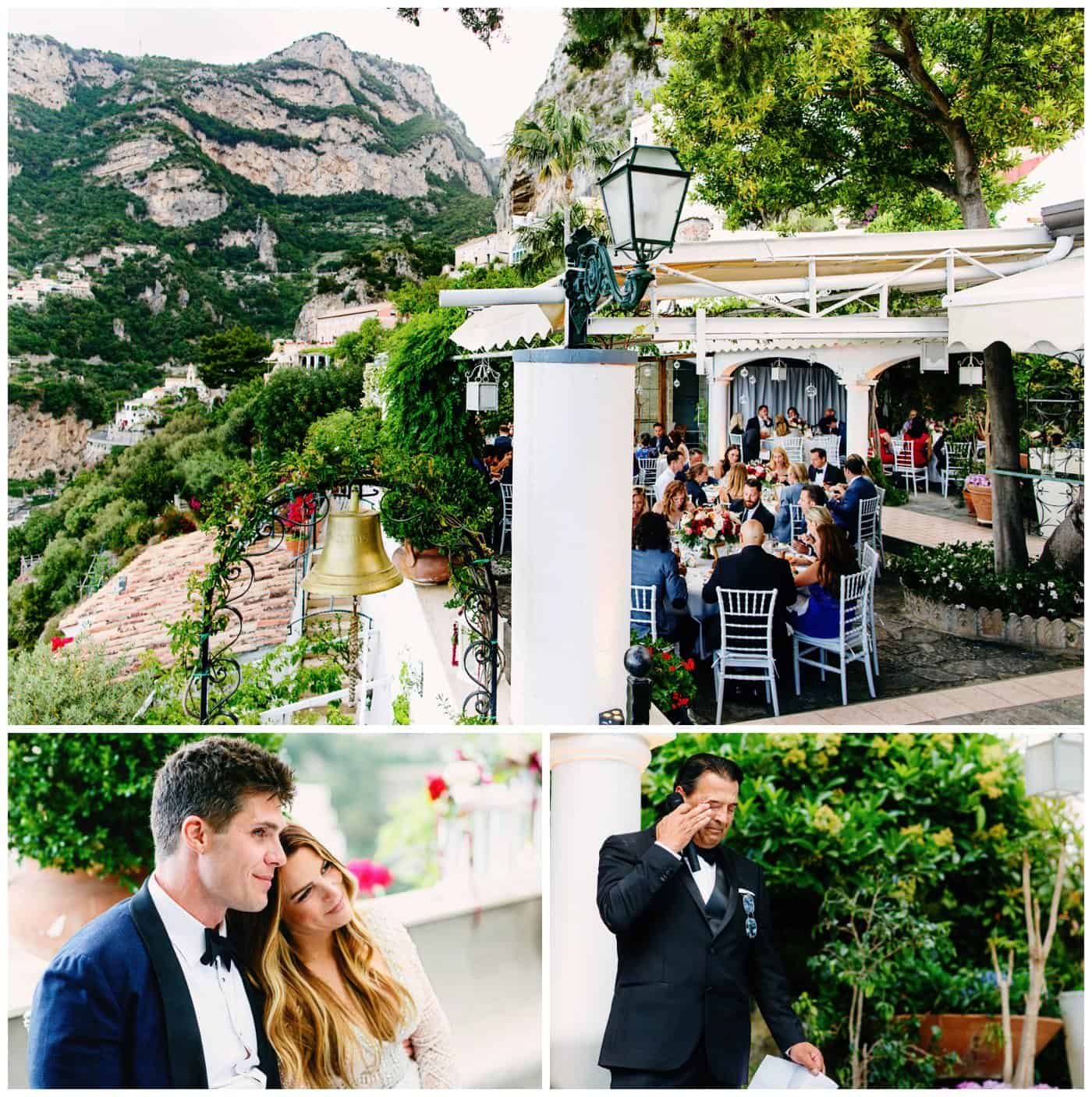 positano wedding venues
