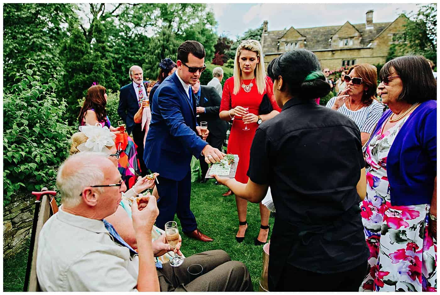 Woodthorpe Hall Documentary Wedding