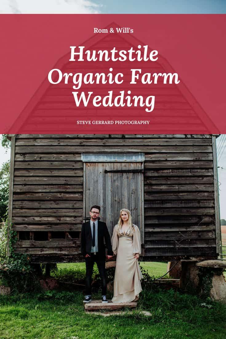 Hustle Farm Wedding