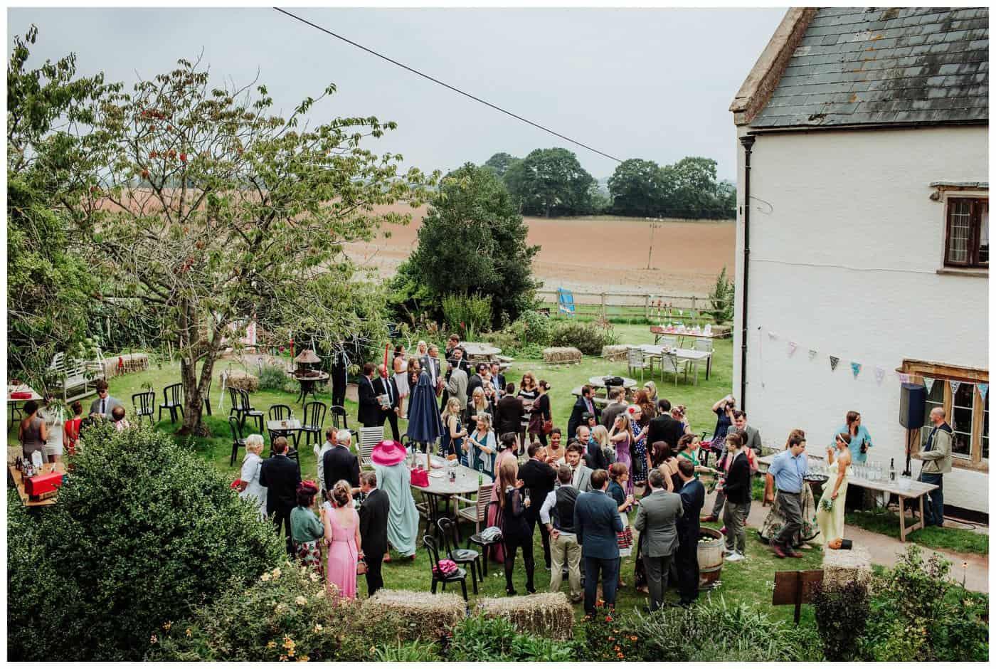 Huntstile Organic Farm Weddings