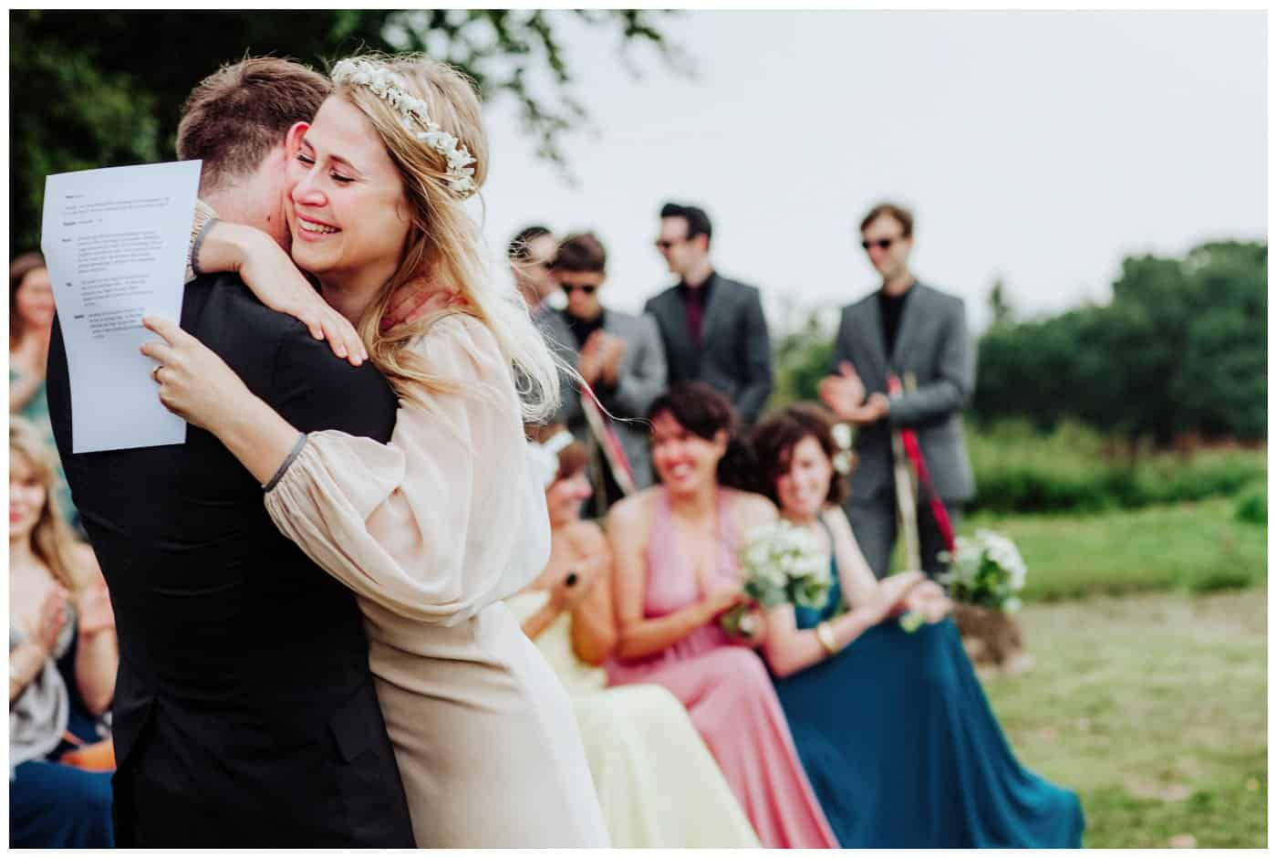 rustic Huntstile Organic Farm Wedding