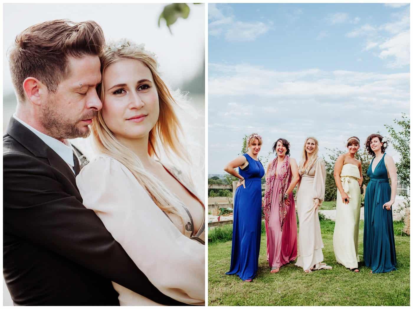 Huntstile Organic Farm Wedding Photographers