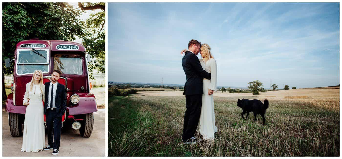 Huntstile Organic Farm Wedding Photographer