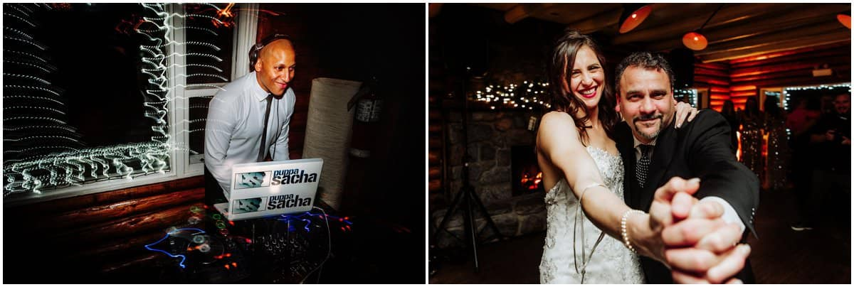 Le Rustique wedding dj