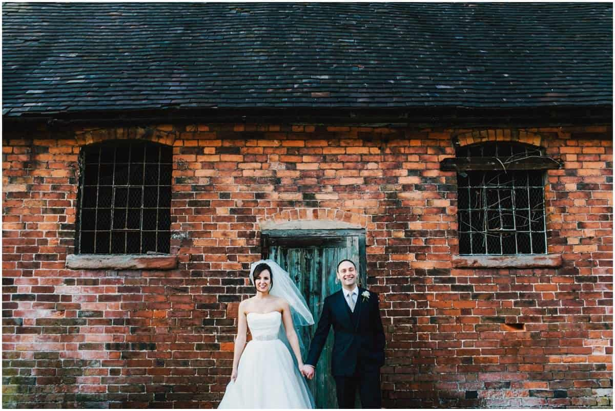 Shustoke Farm Barns wedding photographers