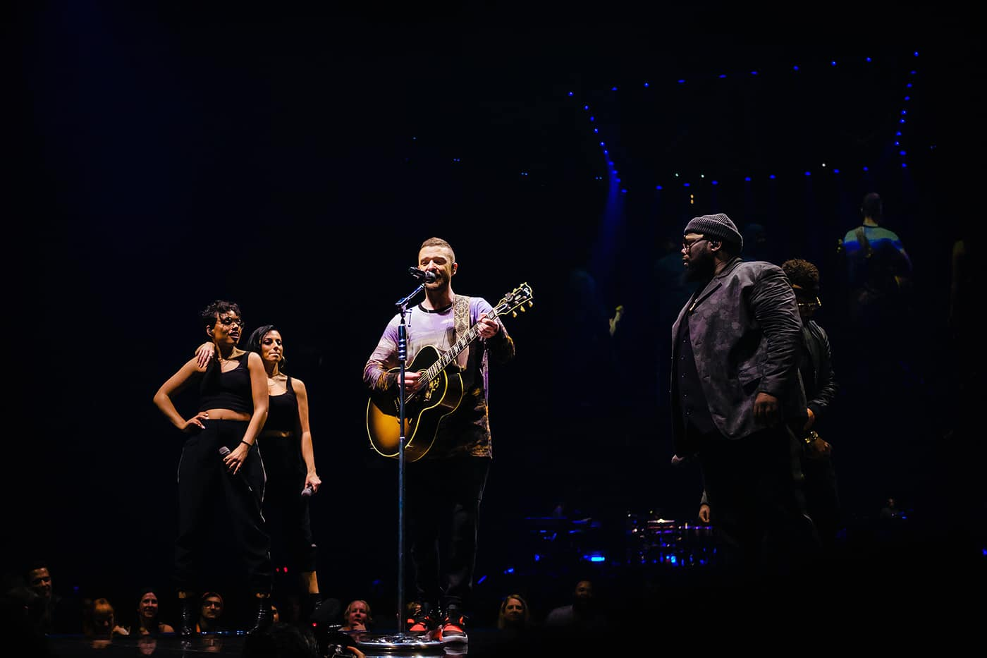 Justin Timberlake Montreal Bell Centre