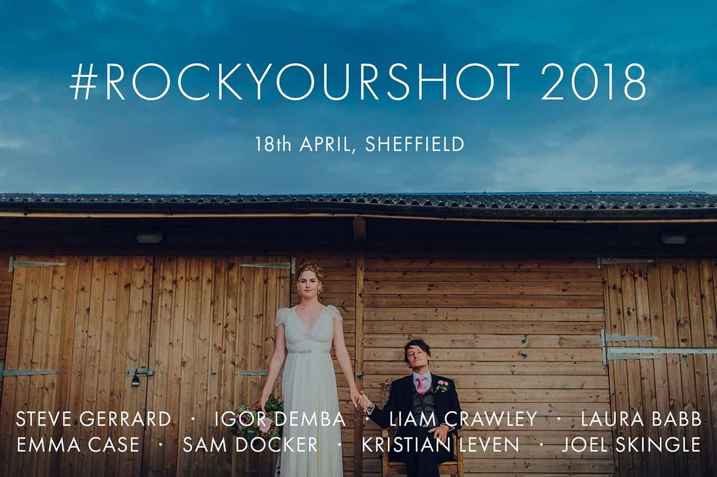 rock your shot sheffield