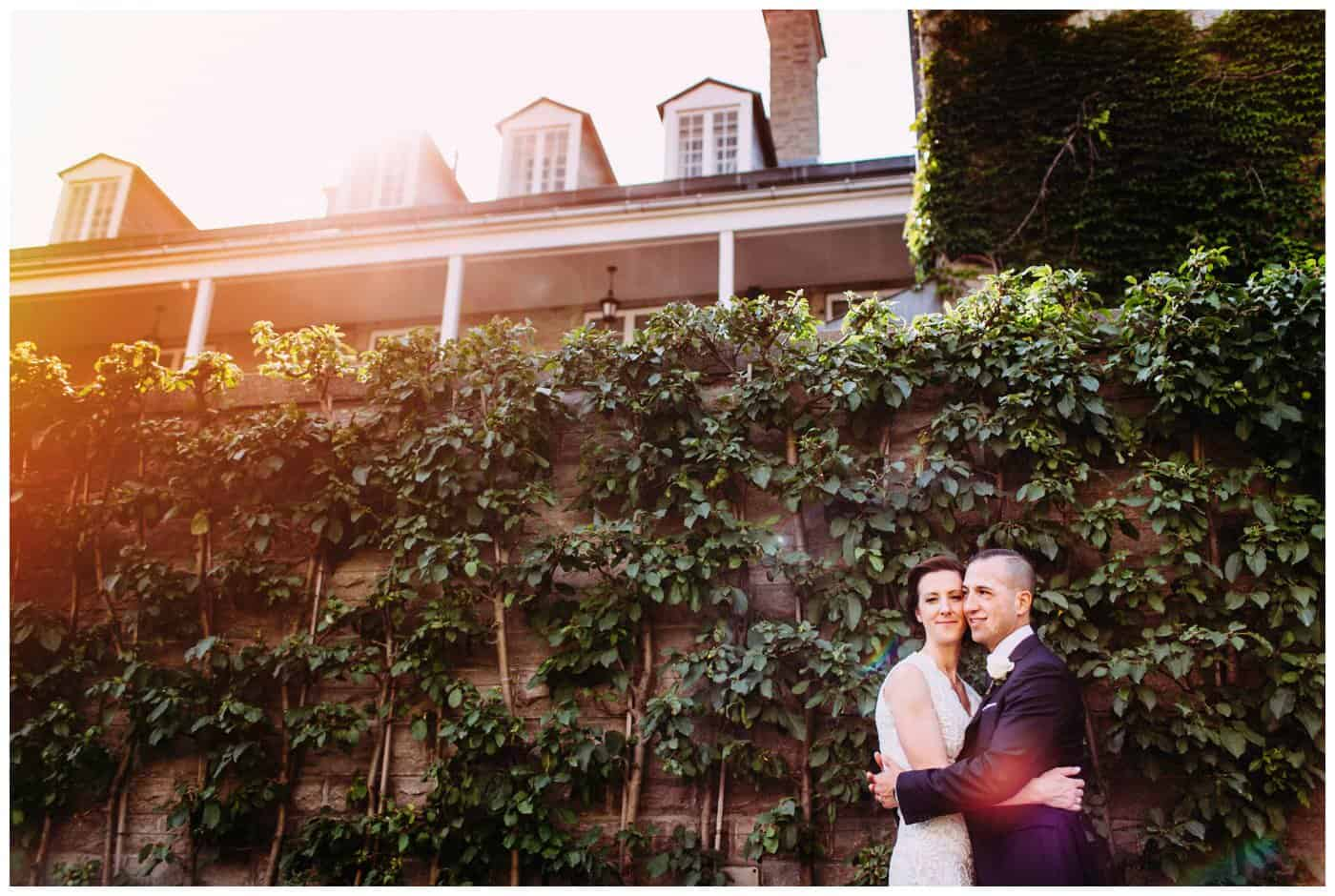 Château Ramezay Wedding photos