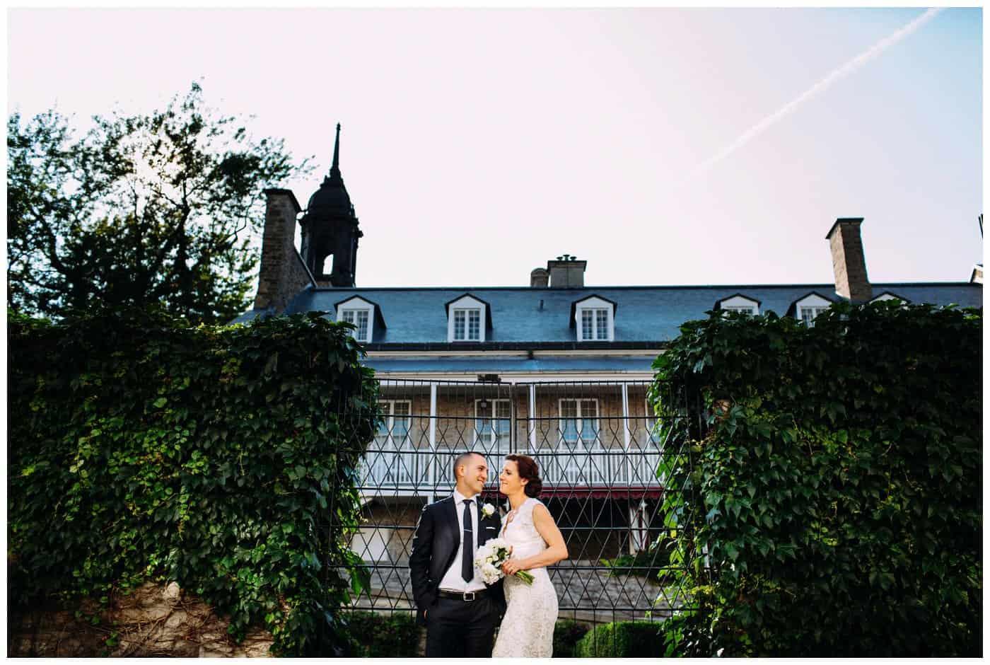 Château Ramezay Wedding