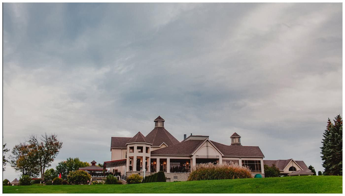 golf st raphael wedding venue