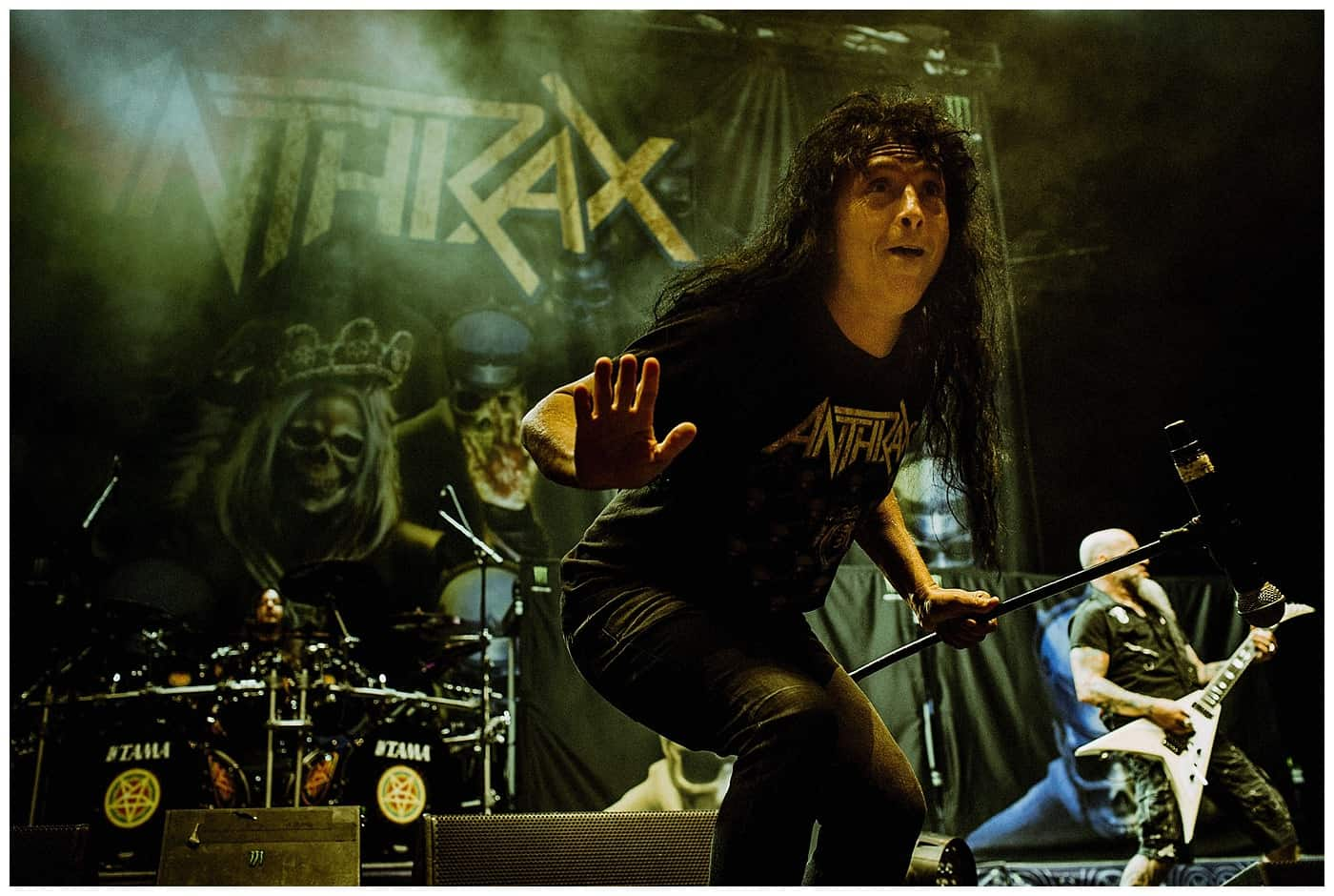 anthrax photos montreal