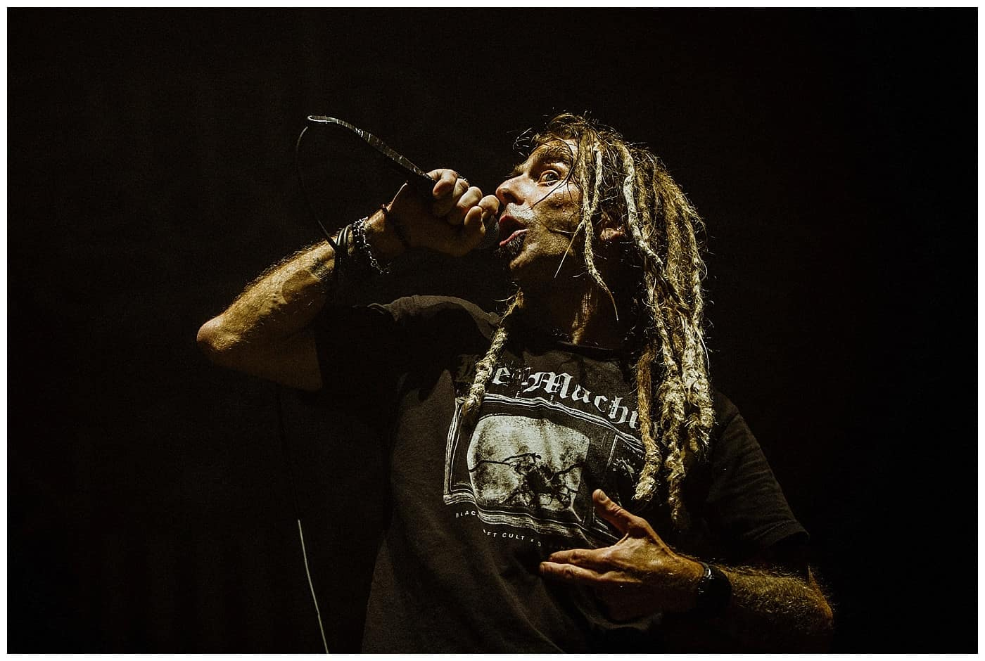 randy blythe photos montreal