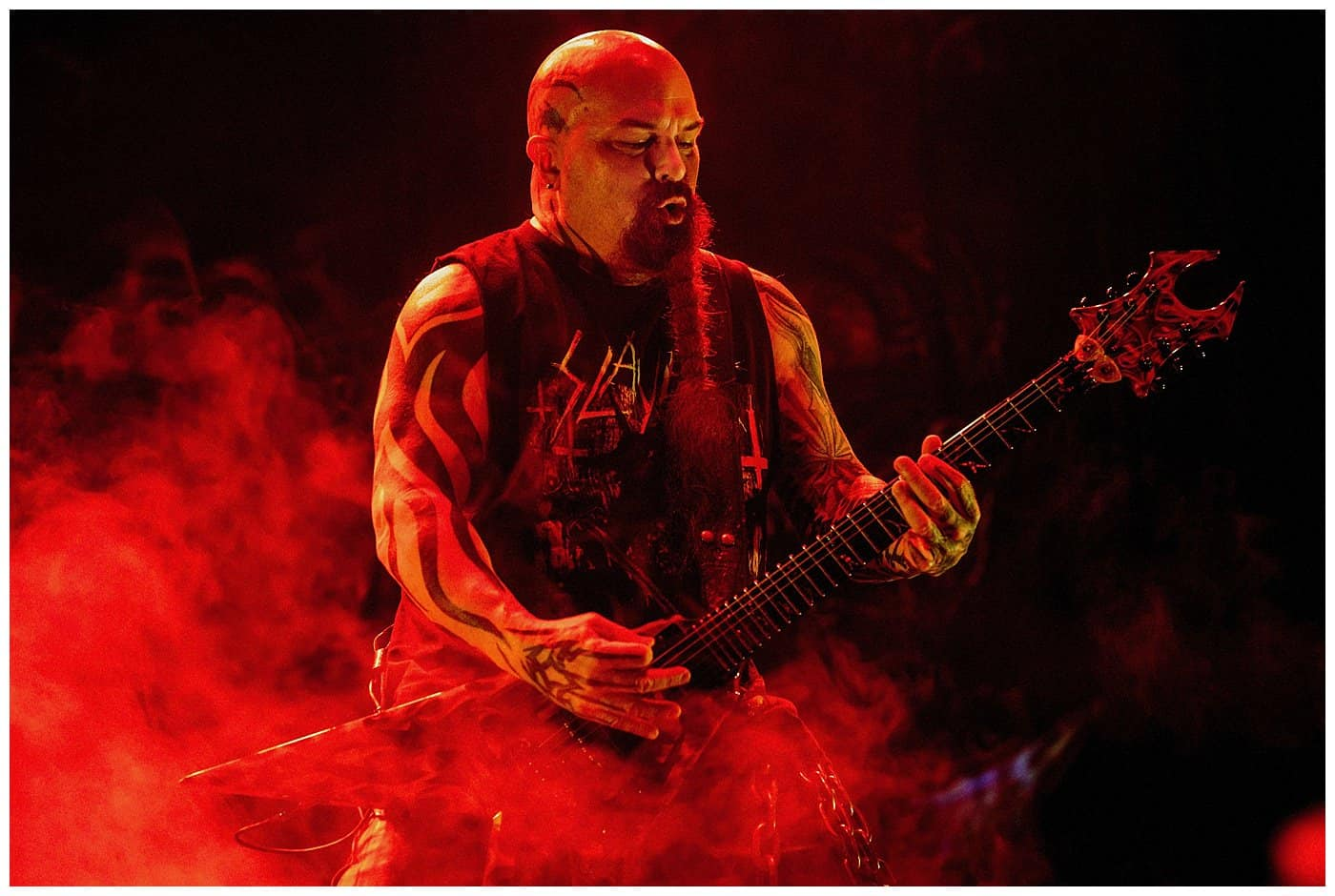 slayer photos montreal