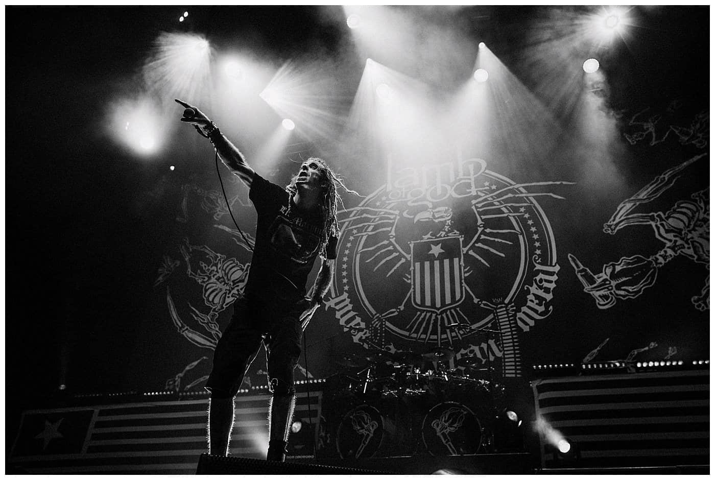 lamb of god place bell