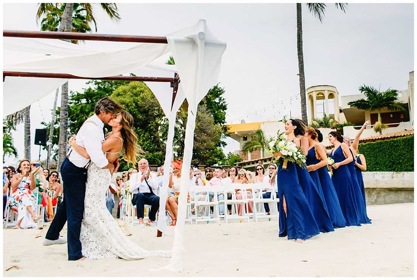 Martoca Beach Garden wedding photographers