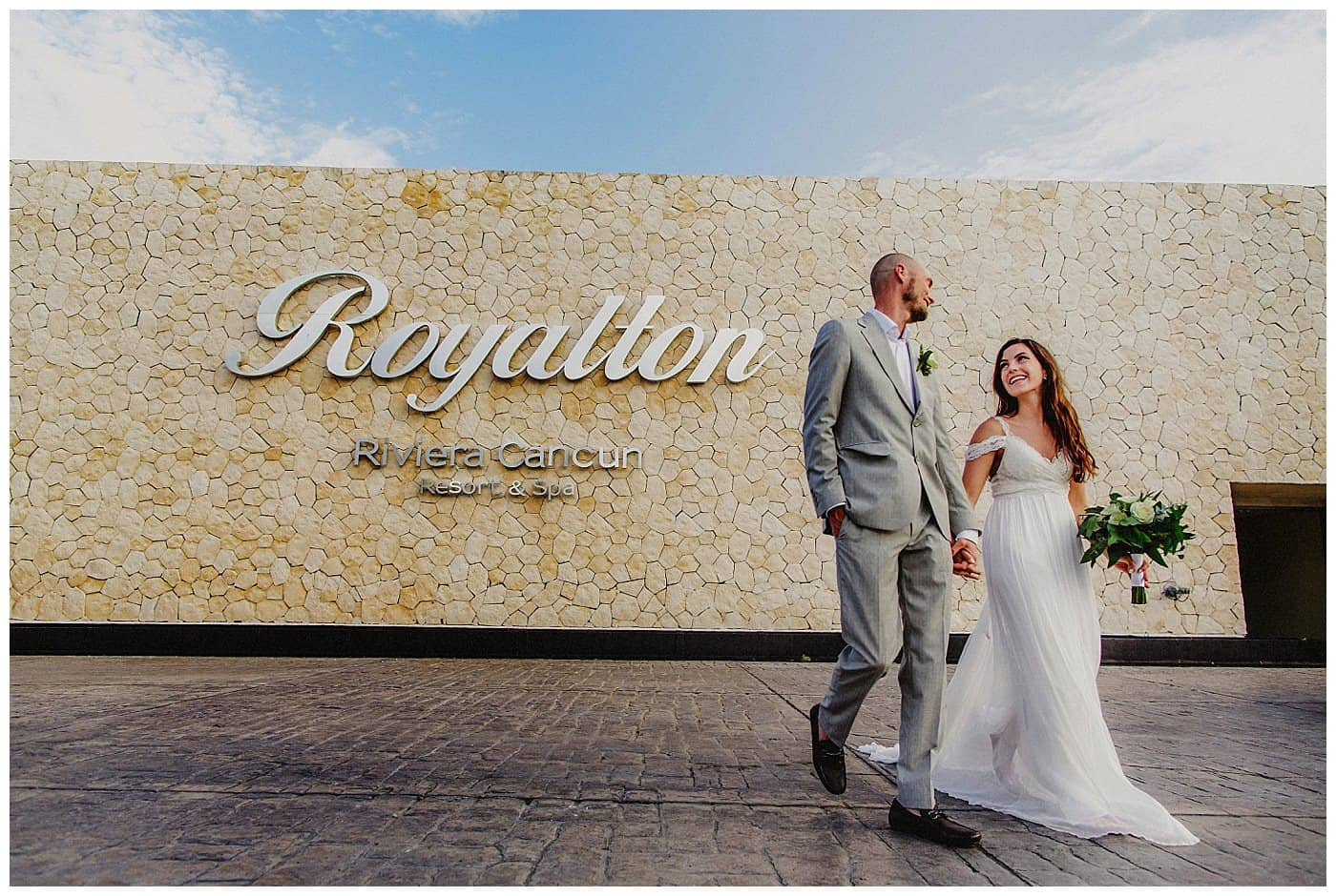 royalton riviera cancun wedding photography