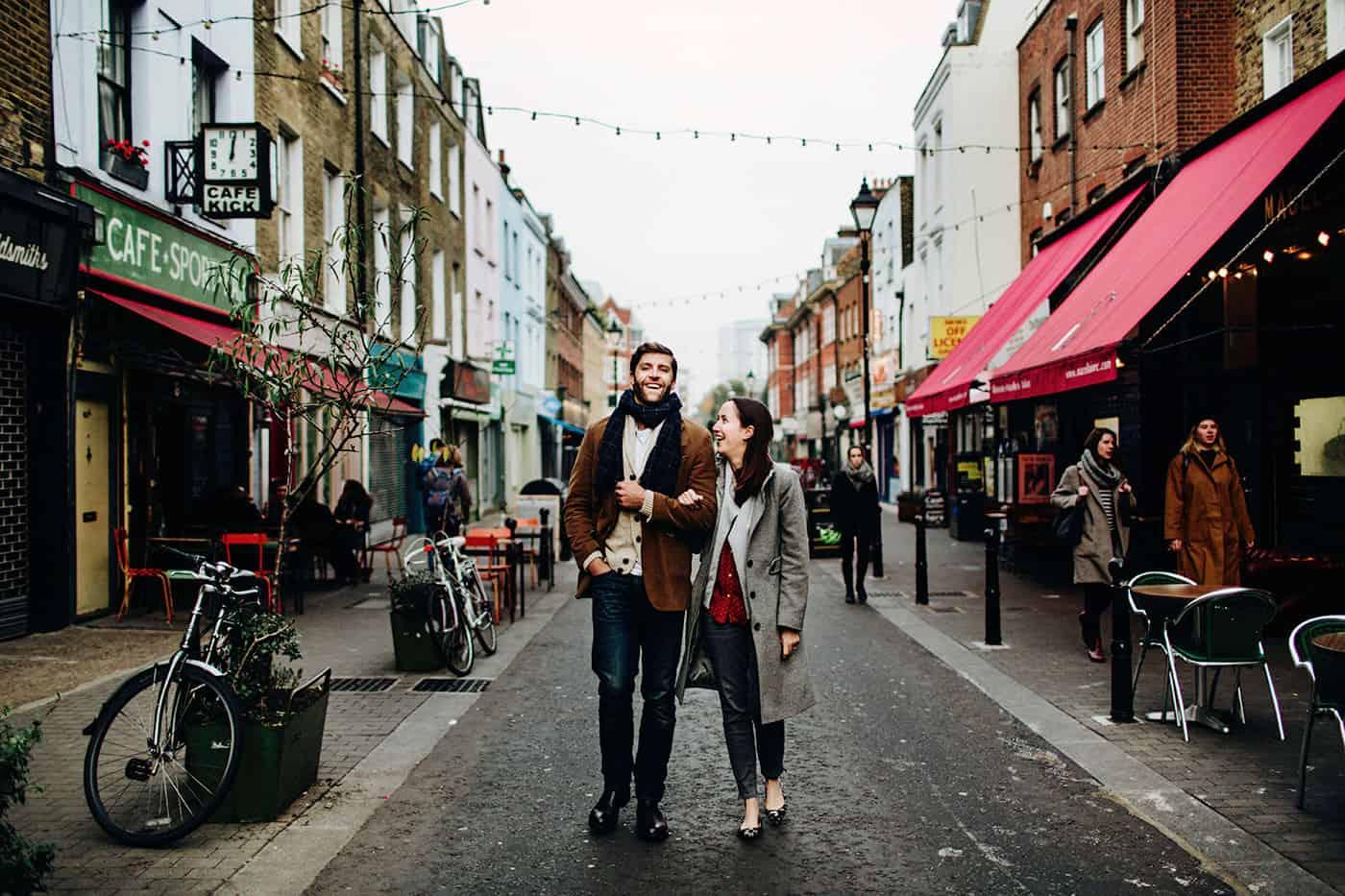 London pre-wedding photographers