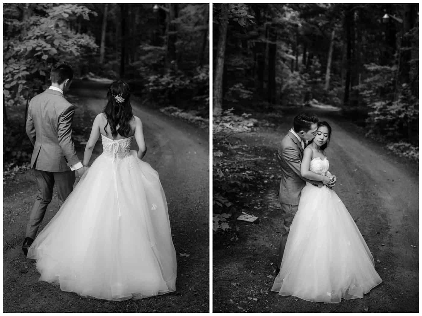 Cabane à sucre Constantin wedding photographer