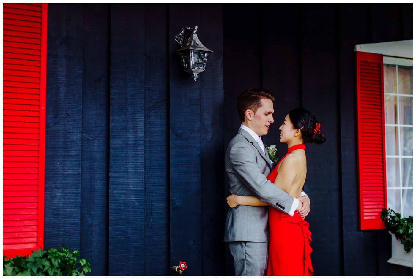 Cabane à sucre Constantin wedding
