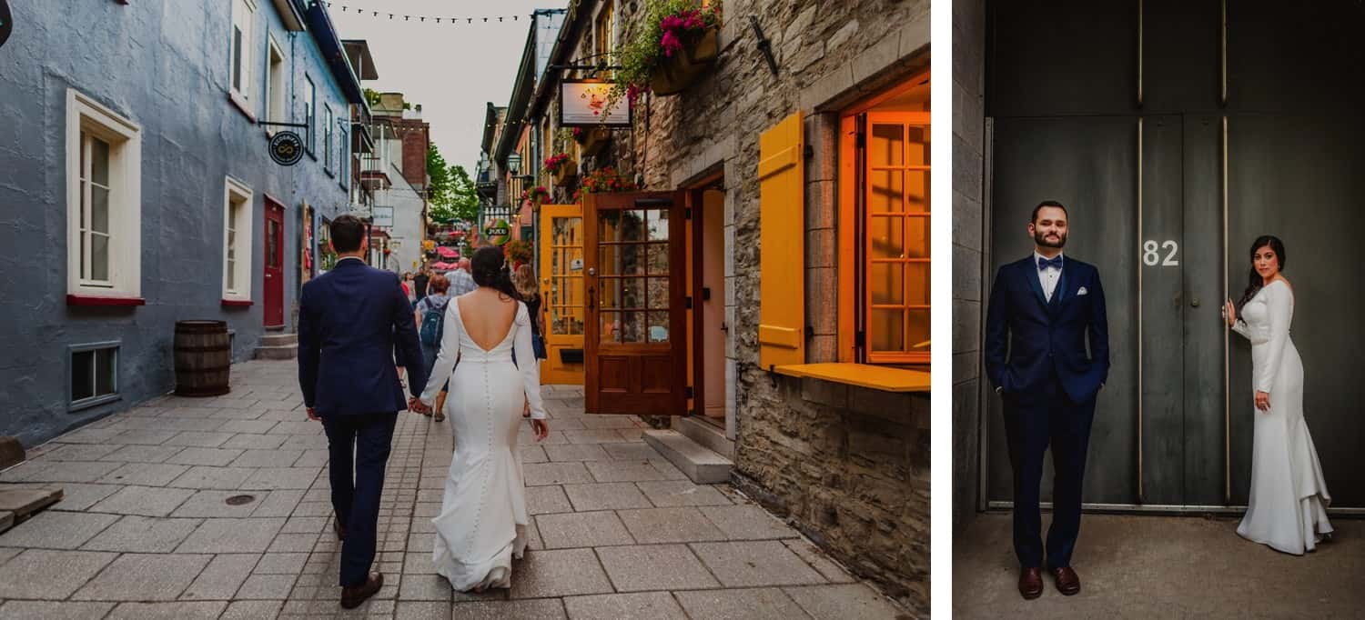Quebec City wedding photographer