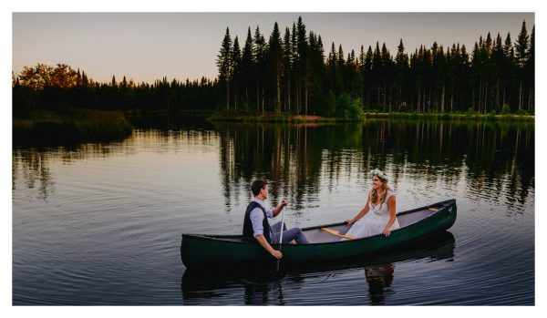 Au Chalet en Bois Rond wedding photographers