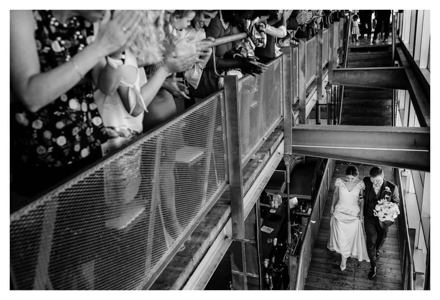 La Scena wedding ceremony Montreal