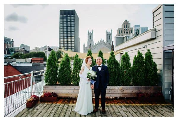 Hotel Nelligan Wedding