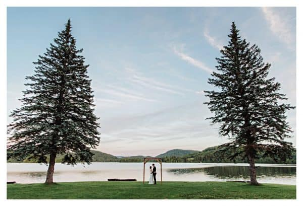 Le Grand Lodge Mont-Tremblant Wedding