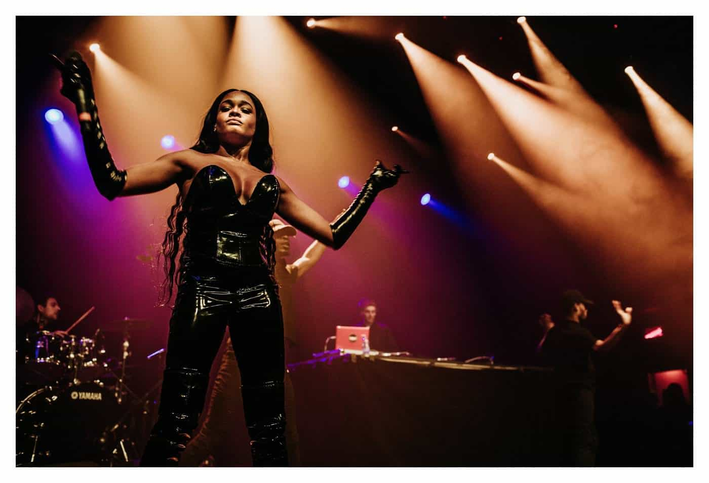Azealia Banks live in Montreal