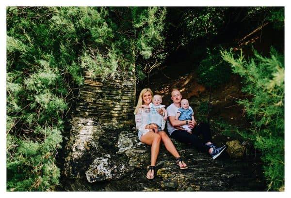 cornwall family photography