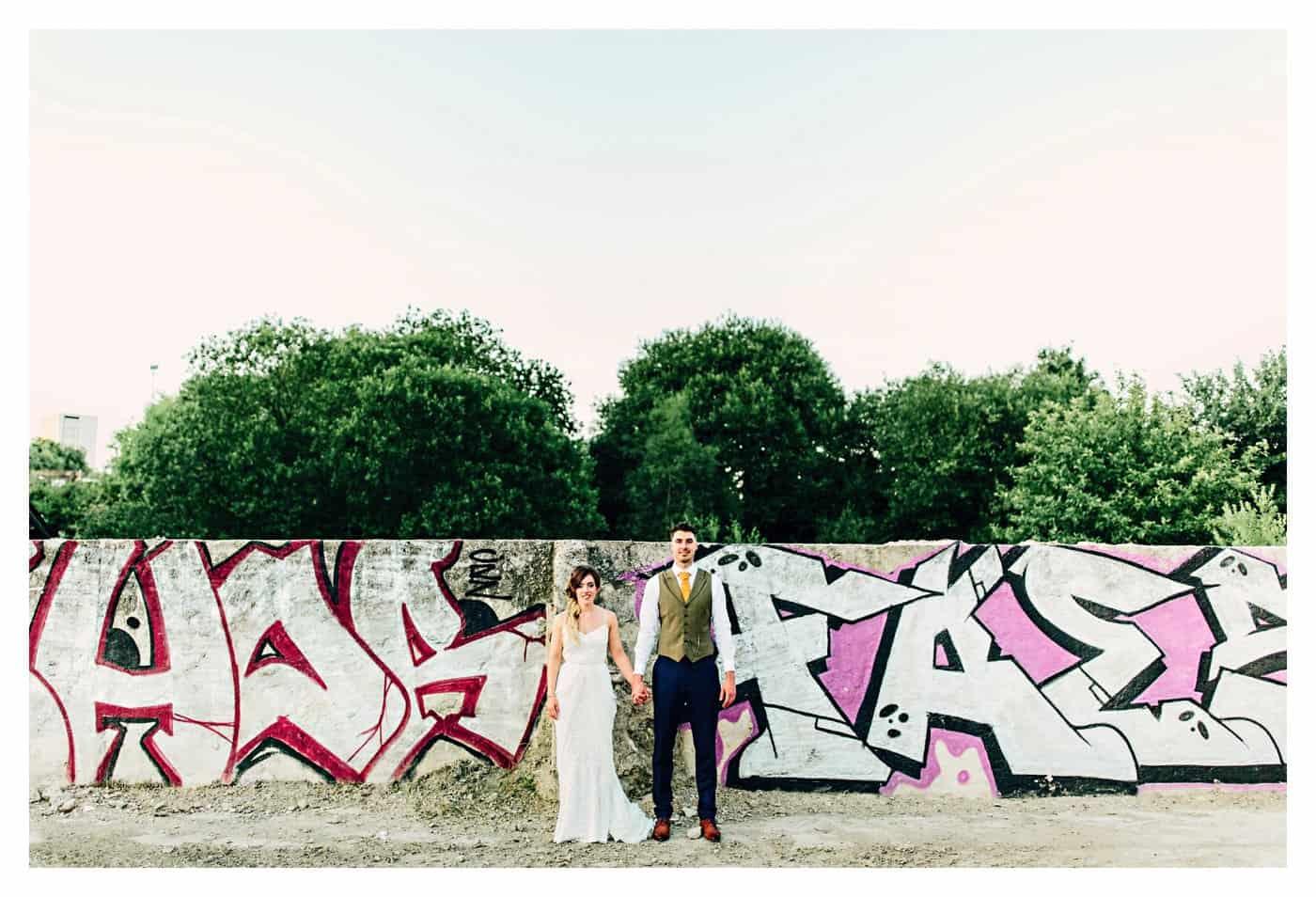 fazeley studios wedding digbeth