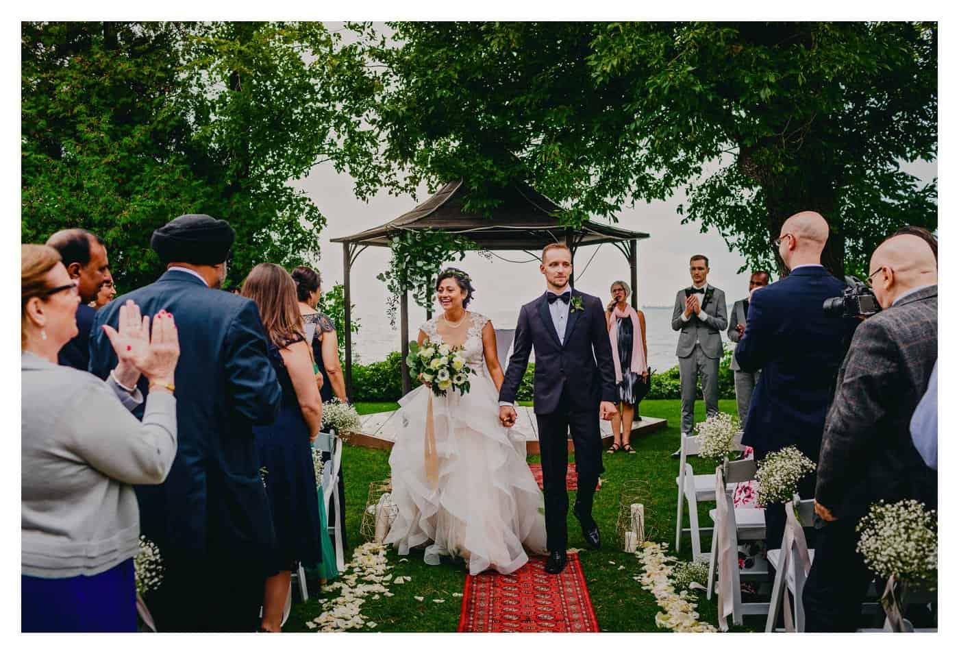 Forest & Stream Club Wedding