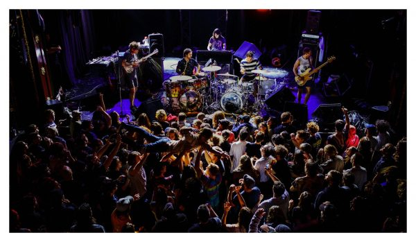 thee oh sees montreal concert photos